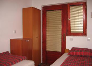 Dvokrevetna soba, odvojeni ležajevi